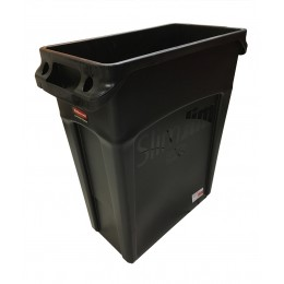 Poubelle Slim Jim Rubbermaid