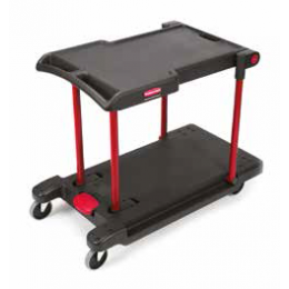 Chariot multifonction pliable